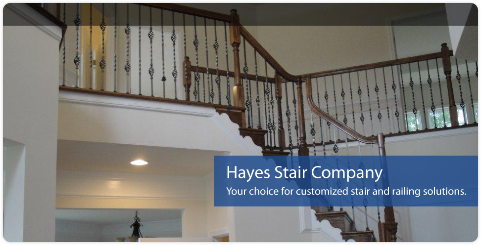 Wonderful Hayes Stair Company